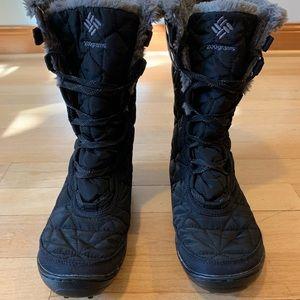 COLUMBIA WOMEN'S MINX MID II OMNI-HEAT BOOTS